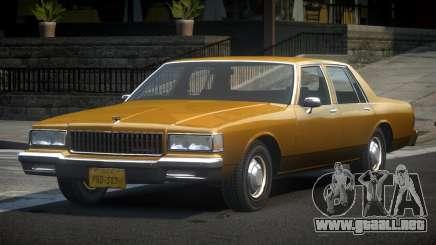 Chevrolet Caprice 80S V1.0 para GTA 4