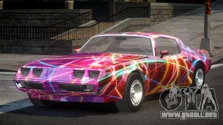 Pontiac TransAm 80S L10 para GTA 4