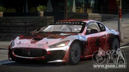 Maserati GranTurismo SP-R PJ7 para GTA 4