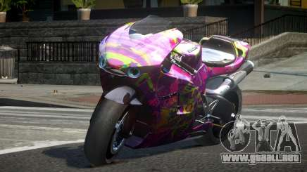 Ducati Desmosedici L1 para GTA 4