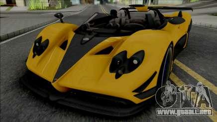 Pagani Zonda HP Barchetta para GTA San Andreas