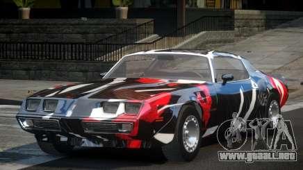 Pontiac TransAm 80S L9 para GTA 4
