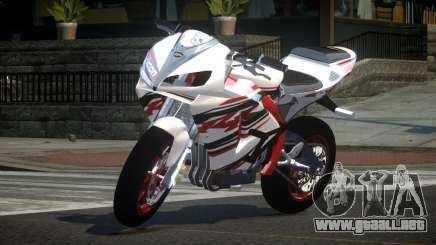 Honda CBR600RR L2 para GTA 4