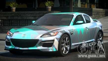 Mazda RX-8 BS U-Style L3 para GTA 4