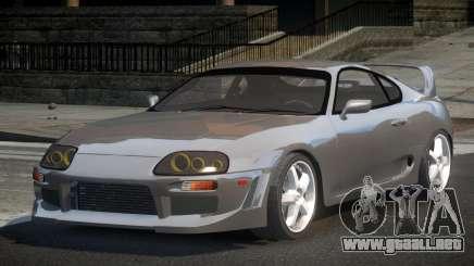 Toyota Supra BS V1.0 para GTA 4