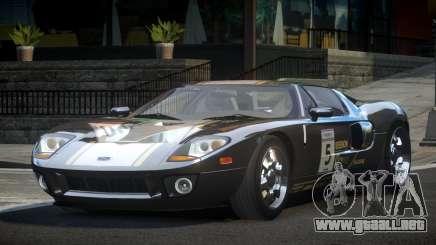 Ford GT1000 PSI L1 para GTA 4