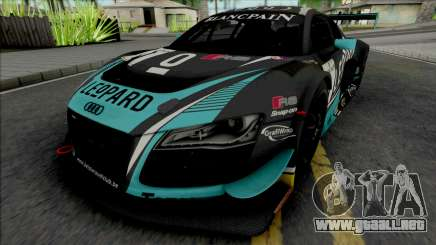 Audi R8 LMS [HQ] para GTA San Andreas