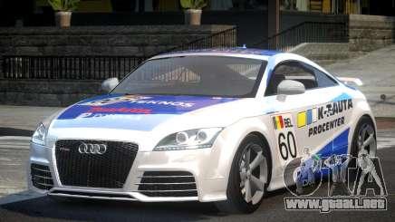 Audi TT PSI Racing L9 para GTA 4