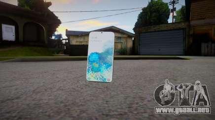 Samsung Galaxy S20 Ultra 5G para GTA San Andreas