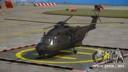 Eurocopter NHI NH90 para GTA 4