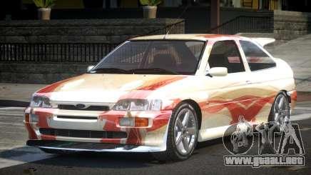 Ford Escort PSI-R L6 para GTA 4