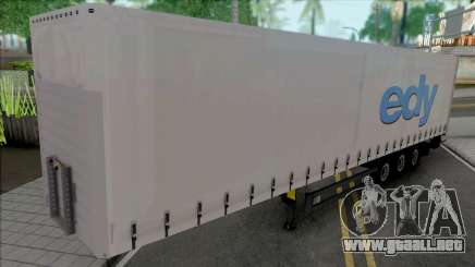Trailer Edy Logistic para GTA San Andreas