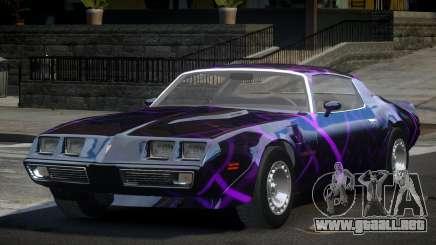 Pontiac TransAm 80S L3 para GTA 4