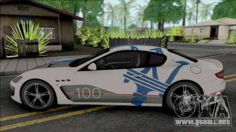 Maserati Gran Turismo 2014 para GTA San Andreas