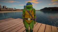 Ninja Turtles - Leonardo para GTA San Andreas
