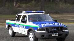 Ford Ranger 2008 Policia Bonaerense