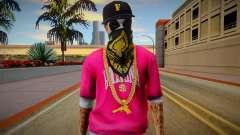 Skin FF para GTA San Andreas