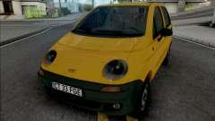 Daewoo Matiz (Romanian Plates)