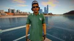 Ryder Eazy-E style para GTA San Andreas