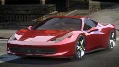 Ferrari 458 PSI-I