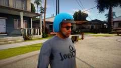 Casco BIKER de GTA V para GTA San Andreas