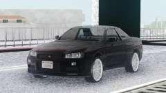 Nissan Skyline GT-R R34 LQ