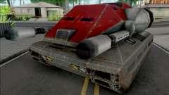 Flame Tank(Brotherhood of Nod)