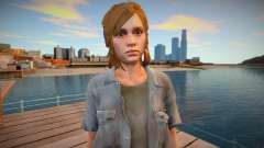 Ellie (Seattle) para GTA San Andreas