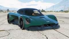 Prototipo Aston Martin Valhalla 2019〡add-on para GTA 5