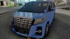 Toyota Alphard [Ultra Quality] para GTA San Andreas