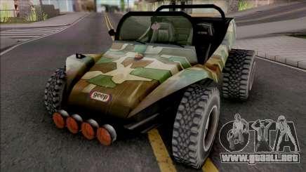 GTA Gorillaz 19-2000 para GTA San Andreas