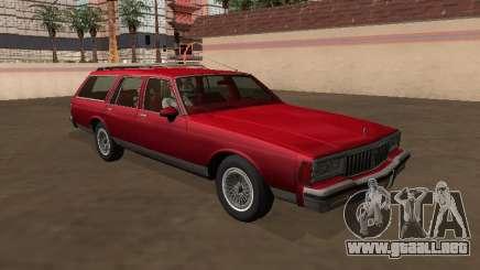 1979 Pontiac Safari para GTA San Andreas