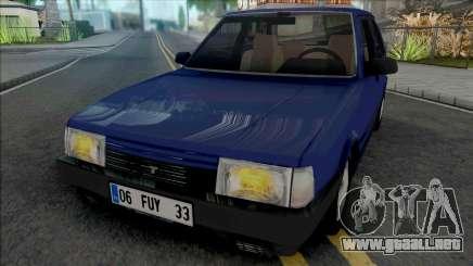 Tofas Dogan L para GTA San Andreas