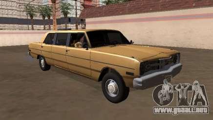 Dodge Dart Limusina 1974 para GTA San Andreas