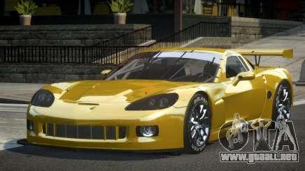Chevrolet Corvette SP-R para GTA 4
