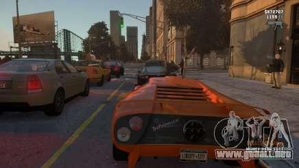 Manufacturer Vehicle Names para GTA 4
