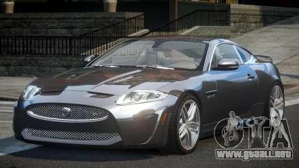 Jaguar XKR-S Sport para GTA 4
