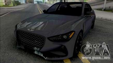 Hyundai Genesis G70 para GTA San Andreas