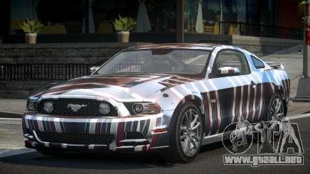 Ford Mustang GT BS-R L5 para GTA 4