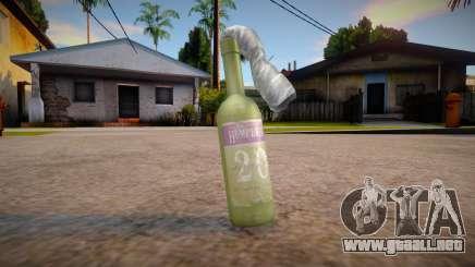 bomba molotov para GTA San Andreas