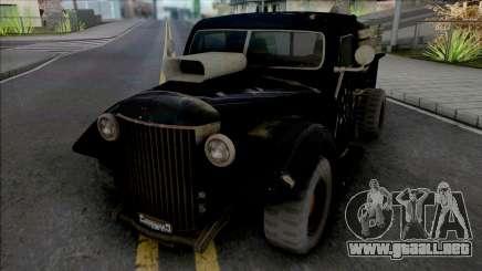 GTA V Bravado Rat-Loader [VehFuncs] para GTA San Andreas
