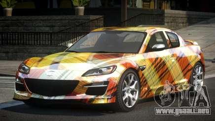 Mazda RX-8 SP-R S4 para GTA 4