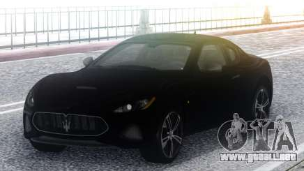 Maserati GranTurismo MC Stradale 18 para GTA San Andreas