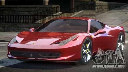 Ferrari 458 PSI-I para GTA 4
