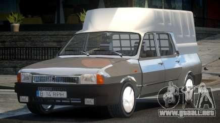 Dacia 1307 Pick-Up Cab para GTA 4