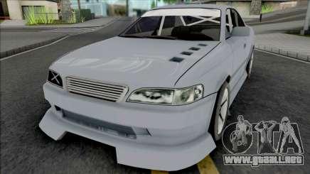 Toyota Mark 2 Korc para GTA San Andreas