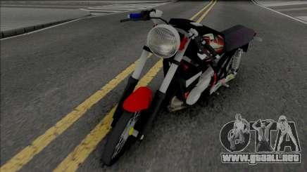 Yamaha RX-King Herex para GTA San Andreas