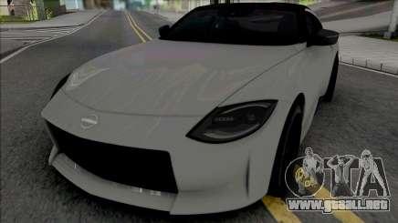 Nissan 400Z 2021 para GTA San Andreas