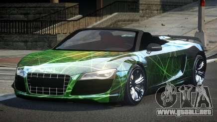 Audi R8 SP Roadster PJ4 para GTA 4