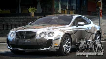 Bentley Continental U-Style L4 para GTA 4